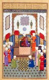 The Shahnameh or Shah-nama (Persian: شاهنامه Šāhnāmeh, 'The Book of Kings') is a long epic poem written by the Persian poet Ferdowsi between c.977 and 1010 CE and is the national epic of Iran and related Perso-Iranian cultures. Consisting of some 60,000 verses, the Shahnameh tells the mythical and to some extent the historical past of Greater Iran from the creation of the world until the Islamic conquest of Persia in the 7th century.<br/><br/>  The work is of central importance in Persian culture, regarded as a literary masterpiece, and definitive of ethno-national cultural identity of Iran. It is also important to the contemporary adherents of Zoroastrianism, in that it traces the historical links between the beginnings of the religion with the death of the last Zoroastrian ruler of Persia during the Muslim conquest.