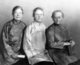 Alice Mildred Cable 蓋群英 (21 February 1878-30 April 1952) was born in Guildford, she was a British Protestant Christian missionary in China, serving with the China Inland Mission.<br/><br/>  Francesca Law French 馮貴石 (alternative name: Feng Guishi 馮貴石), (12 December 1871-2 August 1960) was a British Protestant Christian missionary in China. She served with the China Inland Mission.<br/><br/>  Evangeline Frances 'Eva' French 馮貴珠 (Alternative name: Feng Guizhu 馮貴珠) (1869-8 July 1960) was a British Protestant Christian missionary in China. She served with the China Inland Mission (CIM)